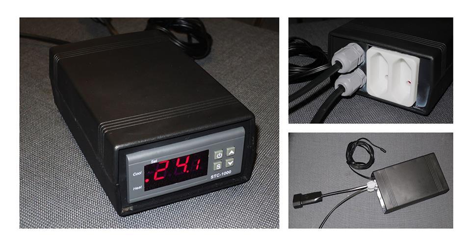DIY STC-1000 Temp Controller