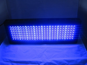 180w LED aquarium light with timer